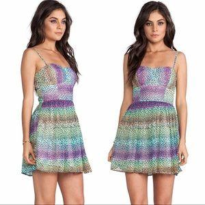 $20 Bday Sale! BB Dakota Neon Mermaid Dress